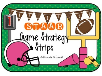 STAAR Game Strategy Strips
