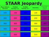 STAAR Grade 3 Math Jeopardy - 2016 Released Questions
