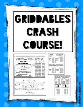STAAR Griddable Practice 6 - 8