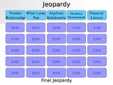 STAAR Jeopardy 1