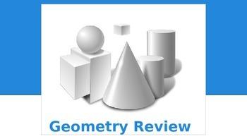 STAAR Like Geometry Questions