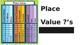 STAAR Like Place Value Review Questions