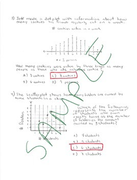 STAAR MATH REVIEW GRADE 5 TYPES OF GRAPHS