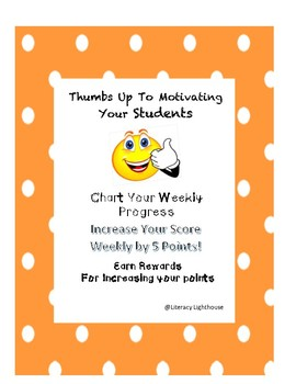 STAAR MOTIVATION: Thumbs Up to Charting Your Progress