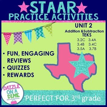 STAAR  3rd Grade Math