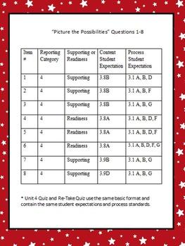 STAAR Math 3rd Grade ( Math STAAR Practice Pack)