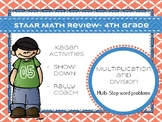 STAAR Math Review- 4th Grade Multiplication and DIvision