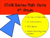 STAAR Math Review Board Game