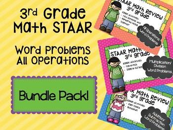 STAAR Math Review-Bundle Set