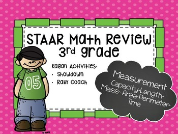 STAAR Math Review-Measurement