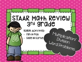 STAAR Math Review-Multi/Div Word Problems