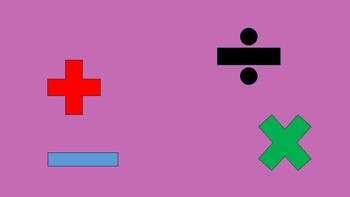 STAAR Math Prep  Visual Vocabulary-3rd Grade