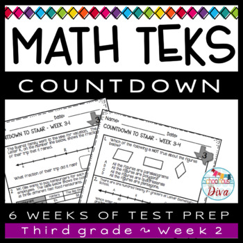 STAAR Math Week 2