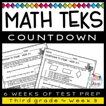 STAAR Math Week 3