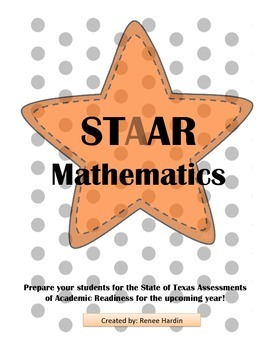 STAAR Mathematics Practice Test