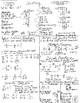STAAR Mathematics Study Sheet for Grade 5