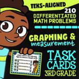 Measurement & Graphs ★ 3.7A-3.8B ★ TEKS-Aligned Math ★ 3rd Grade STAAR Math