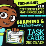 Measurement & Graphs ★ 3.7A 3.7B 3.7C 3.7D 3.7E 3.8A 3.8B ★ TEKS 3rd Grade Math
