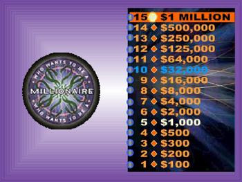 STAAR Millionaire #2