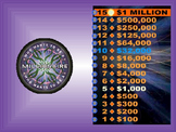 STAAR Millionaire Game