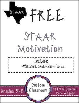 STAAR Motivation