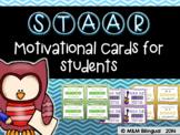STAAR Motivational Cards