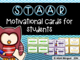 STAAR Motivational Cards