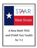 STAAR - New TEKS 7.2(A) by STAAR Made Simple