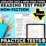 STAAR Reading Comprehension Passages | Non-fiction | PDF &
