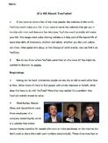 STAAR Nonfiction YouTube Practice Test Passage