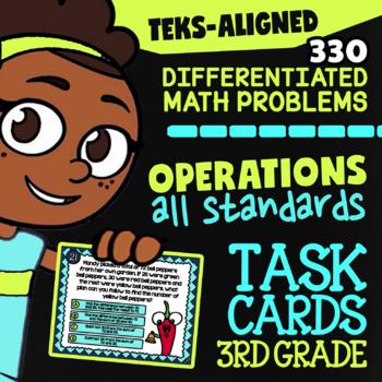 STAAR Operations ★ TEKS 3.4A 3.4B 3.4C 3.4D 3.4E 3.4F 3.4G 3.4H 3.4I 3.4J & 3.4K