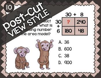 STAAR Operations ★ 4.4A-4.4H ★ TEK-Aligned Math ★ 4th Grade STAAR Math Review