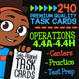 STAAR Operations ★ 4.4A 4.4B 4.4C 4.4D 4.4E 4.4F 4.4G 4.4H ★ 4th Grade TEKS Math