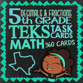 STAAR Operations & Fractions ★ Math TEKS 5.3A-5.3L ★ 5th Grade STAAR Math Review