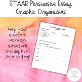 STAAR Persuasive Essay Graphic Organizers