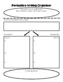 STAAR Persuasive Essay Graphic Organizer