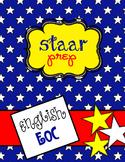 STAAR English EOC Persuasive Essay Breakdown