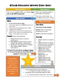"STAAR Persuasive Writing 1-Pager Tip & ""Cheat"" Sheet"