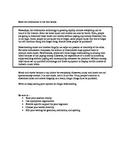STAAR Persuasive Writing Essay Topic