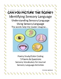 STAAR Poetry: Sensory Language