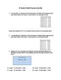 STAAR Practice 4.5D