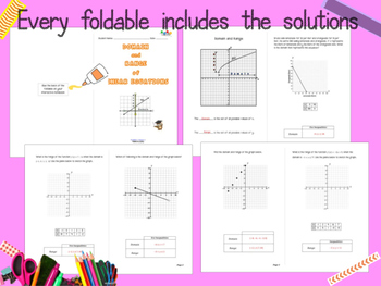 STAAR Practice-Foldable and Skills Algebra I, Category 3, TEKS A.2(A)