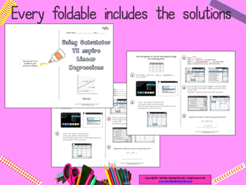 STAAR Practice-Foldable and Skills Algebra I, Category 3, TEKS A.2(C)