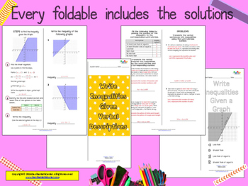 STAAR Practice-Foldable and Skills Algebra I, Category 3, TEKS A.2(H)