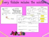 STAAR Practice-Foldable and Skills Algebra I, Category 5, TEKS A.9(C)