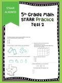 STAAR Practice Test 2