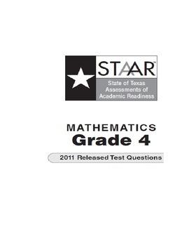STAAR Practice questions