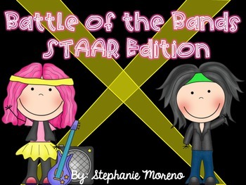 STAAR Prep Game - Battle of the Bands
