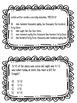 STAAR Prep Math Practice Task Cards (4th Grade)