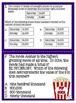4th Grade STAAR Math Task Cards - Set 1